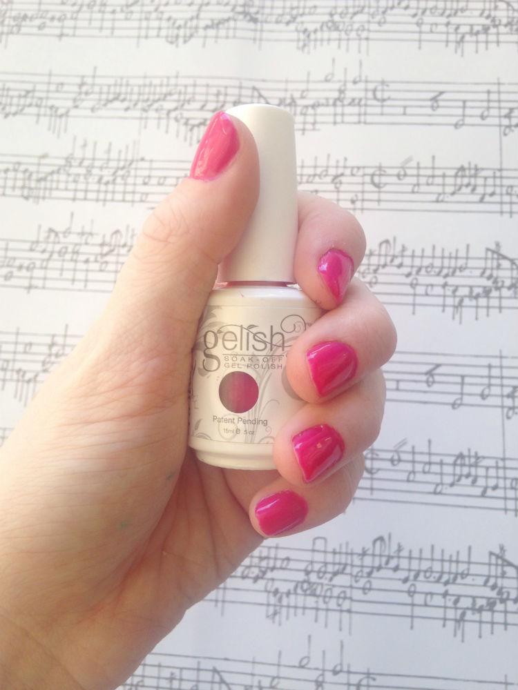 Gelish brand