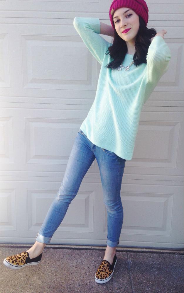 beanie-stretching