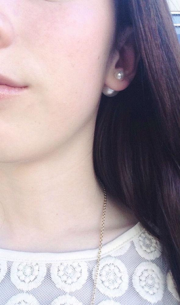 Earrings from ????
